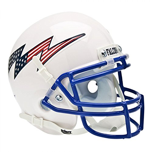 NCAA Air Force Falcons Alt 2 Mini-Helm