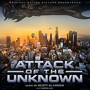 Attack of the Unknown (Original Motion Picture Soundtrack)