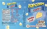 Tempero Para Pipoca Popcorn Queijo 1Kg