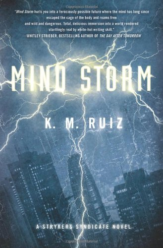 Image of Mind Storm: A Strykers Syndicate Novel (Strykers Syndicate Series)