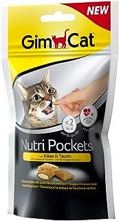 جيمبورن جيم كات طعام قطط مع جبنة وتورين ، 60 غم
