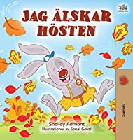 I Love Autumn (Swedish Edition) (Swedish Bedtime Collection)