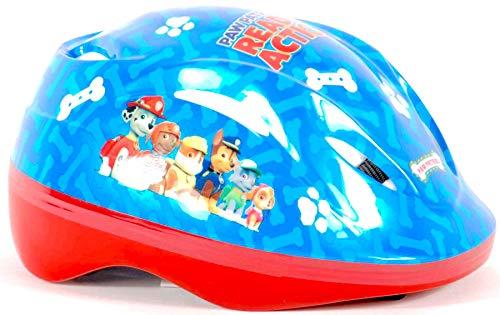 Nickelodeon\'s Paw-Patrol Kinder Fahrrad-Helm Deluxe Gr. 51-55 cm TÜV/GS geprüft