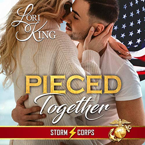 Pieced Together Audiobook By Lori King cover art