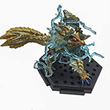 VKISI Japan Anime Monster Hunter World Xx Monsters Figures Collectible Action Figure Generations Ultimate 4G 3Ds PVC Model Toy Boy Must Haves Inspirational Gifts Girls Favourite Characters