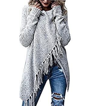 Best fringe sweater coat Reviews