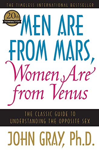 Men Are from Mars, Women Are from Venus by John Gray