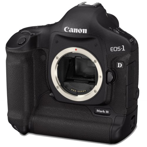 Canon EOS 1D Mark III SLR-Digitalkamera (10,1 MP) Gehäuse