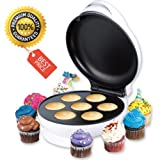 Best Cupcake Makers - Mini Non-Stick Cupcake Maker For Snack Size Cupcakes Review