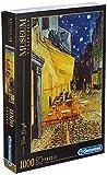 Clementoni- Museum Collection: Van Gogh-Esterno Caffè di Notte Los Pingüinos De Madagascar Puzzle, 1000 Piezas, Multicolor, 12+ (31470)
