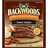 Backwoods Sweet Italian Fresh Sausage Seasoning 8.34 oz.
