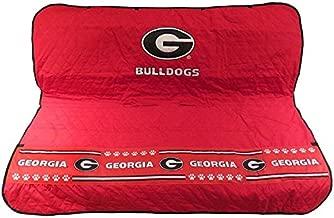 Georgia Bulldogs Pet Car Seat Cover