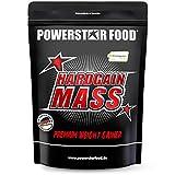 HARDGAIN MASS | 1600g | PREMIUM WEIGHT GAINER | Ohne Zuckerzusatz | Höchster Proteingehalt 27% |...