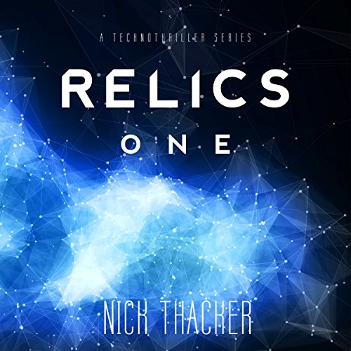 Relics audiobook cover art