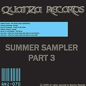 Summer Sampler Part 3