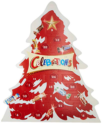 Celebrations Adventskalender (1 x 215 g)