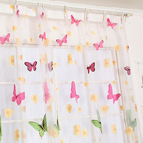 cortinas infantiles cortas