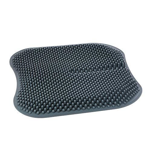 IJeilo Silica Gel Autozitkussen Niet Beleg-stoelkussen voor kantoor vrachtwagen Start 16.5 inch Auto-accessoires In-Car-Gadget