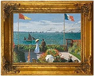 Garden at Sainte-Adresse by Claude Monet (5