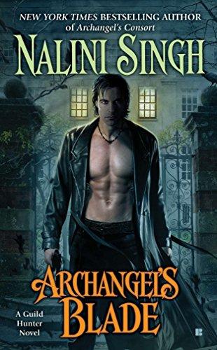 Archangel's Blade: 4
