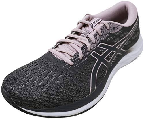 ASICS Women's Gel-Excite 7 Running Shoes, 8M, Graphite Grey/Watershed Rose