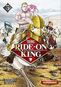 The ride-on King Edition simple Tome 3