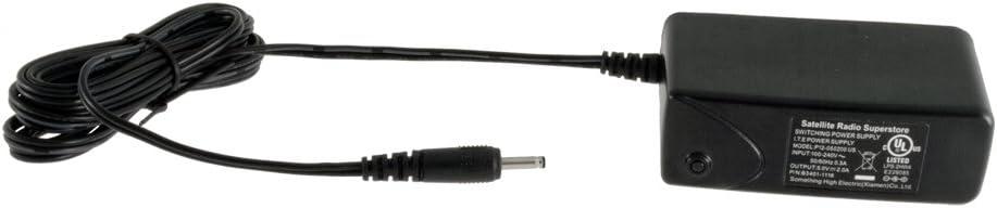 SIRIUS XM 5 Volt Home Power Adapter, 5V Sirius AC Power Adapter, 5V XM AC Power Adapter