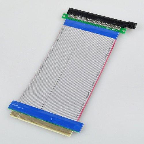 SODIALR PCI-E Express 16X Cable Extension Extensor