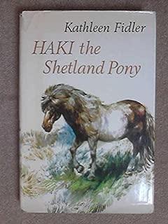 Haki, the Shetland pony