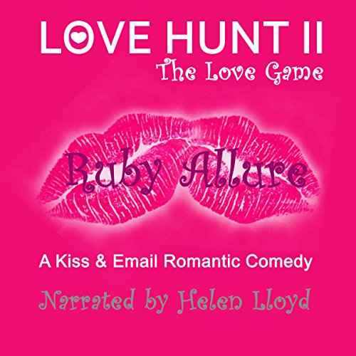 Love Hunt II: The Love Game audiobook cover art