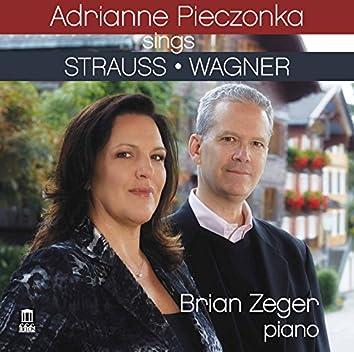 R. Strauss & Wagner: Lieder