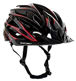 Sport Direct Casco de ciclismo para hombre 'Team Comp 24 (58-61 cm, CE EN1078:2012+A1:2012)