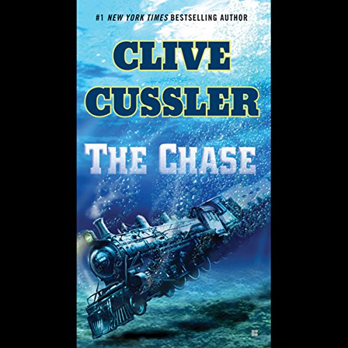 The Chase audiobook cover art