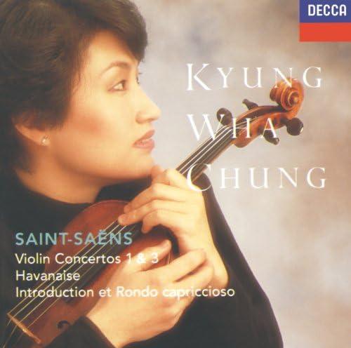 Kyung Wha Chung, London Symphony Orchestra, Lawrence Foster, Royal Philharmonic Orchestra, Orchestre Symphonique de Montréal & Charles Dutoit