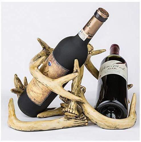 Yxsd Gabinete de vino de la decoración del estante de vino de la decoración de la artesanía creativa europea de la