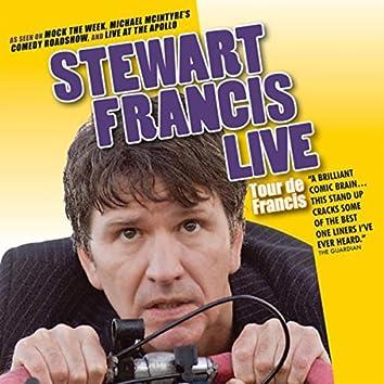 Stewart Francis Live (Tour de Francis)