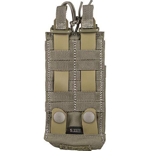5.11 TACTICAL SERIES Flex Radio Poche supplémentaire, 19 cm, Ranger Green