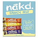 Nakd Multipack Case of 48 Bars (Fancy Mix)