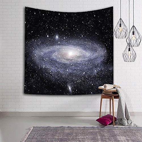 WERT Sky Stars Mandala Tapiz Toalla de Playa Mantel Manta Hippie A14 200x150cm