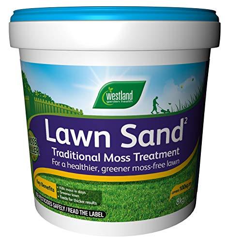 Westland Lawn Sand Bucket, 8 kg