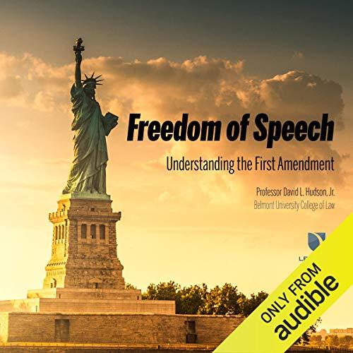 Freedom of Speech audiobook cover art