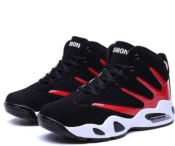 IDNG Chaussures Basket Basket Femme Chaussures De Basket pour Femmes Hommes Air Cushion baskets Sport Chaussures De Sport