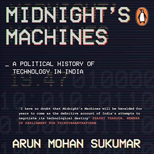 Midnight's Machines cover art