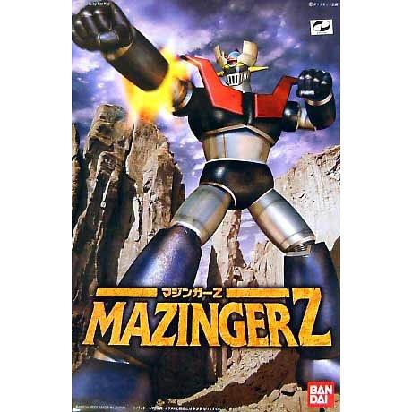 Bandai Mazinger Z HG Model Kit