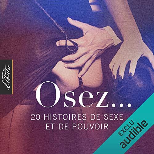 Couverture de Osez... 20 histoires de sexe et de pouvoir