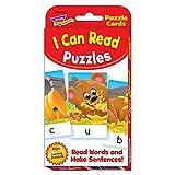 トレンド 英単語 カードゲーム アイ キャン リード パズル 3文字単語を作ろう Trend I Can Read Puzzles Challenge Cards T-24012
