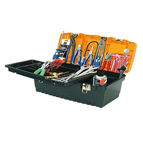 Caja de herramientas del auditor de bomberos