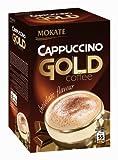 Mokate Gold Chocolate Cappuccino 8 Pack 100g, La perfetta dose di energia   Non dimenticare: caffè istantaneo latte magro cappuccino crema per cialda ghiacciata dulce gusto drink