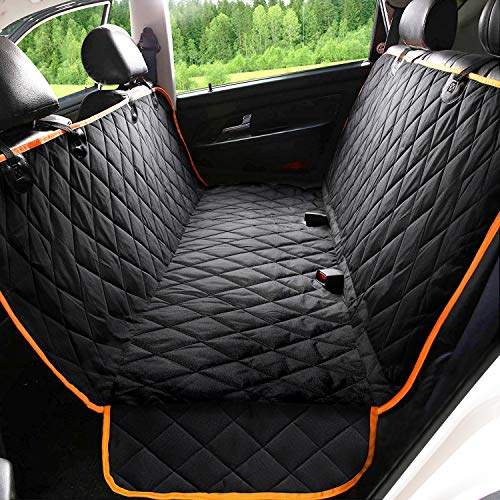 dog blankets for truck seats - 2