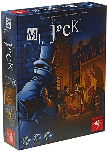 Asmodée - MJA01 - Jeu de stratégie - Mr. Jack